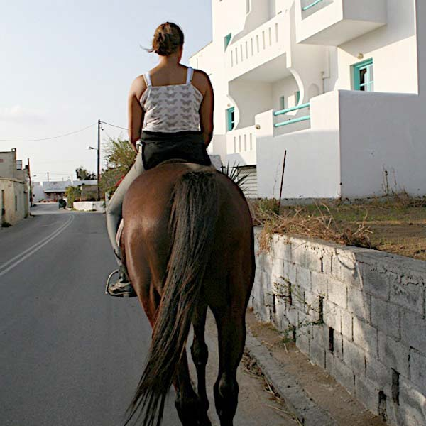 Horseback Riding in Greece - © ride77.com / RV